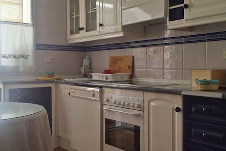 Confortable flat,  Town Center - Daimiel - Apartamento