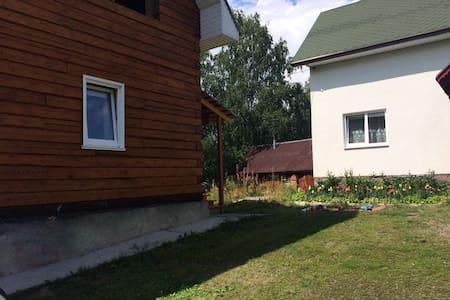 Деревянный Дом в Новоабзаково - Novoabzakovo - House