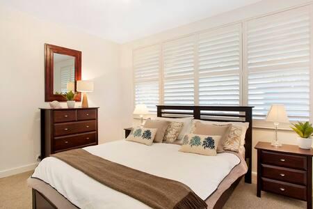 2 rooms-Quiet, clean,15mins 2 manly - Fairlight - Apartemen