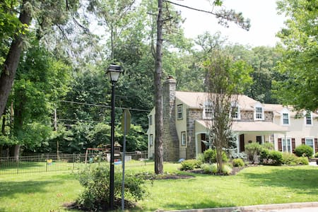 Large family home in Wynnewood DNC - Wynnewood - Ev