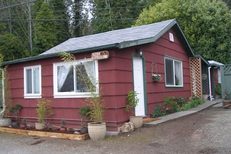 Sunny Beach Style Cottage - Sechelt - Cabin