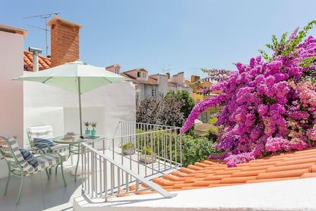 A terrace in the hippest Lisbon! - Lisbon - Apartment