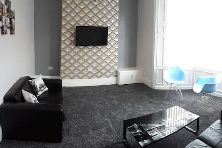 5 Bed Luxury House in The Heart of Middlesbrough - Casa