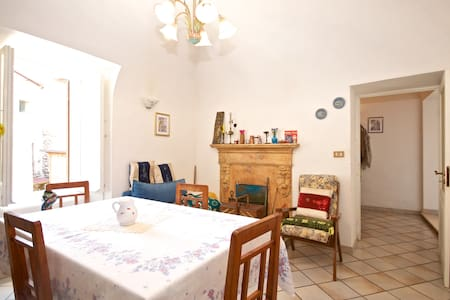 In the Park of the GRAN SASSO MONTI - Bed & Breakfast