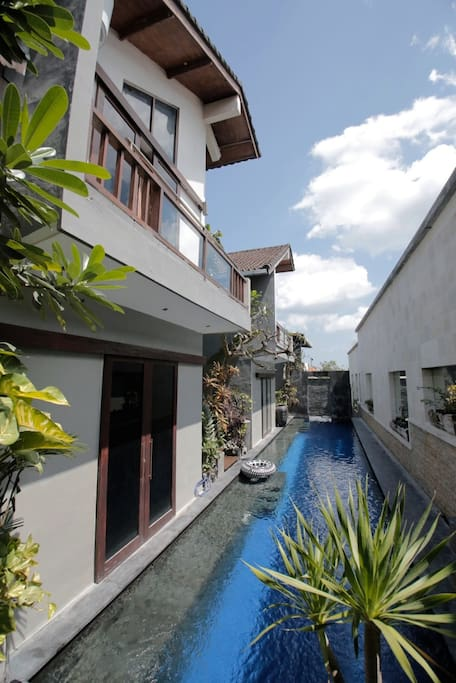Villa Naree 3 with pool in Canggu