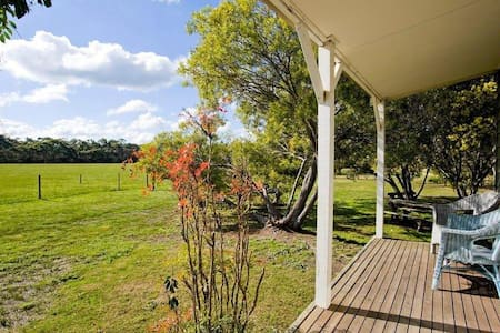 Willow Cottage, Freshwater Creek - Bungalow