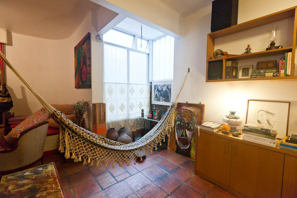Malu at Ipanema - room / whole flat