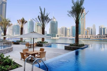 Modern flat 11th Floor next to the beach - Dubai - Appartamento