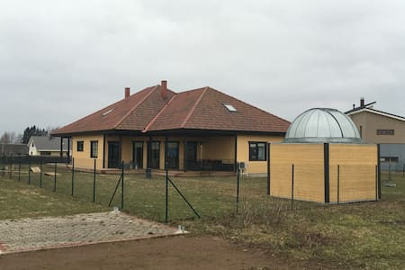Peaceful and nice new villa  1 km from Tartu - Räni
