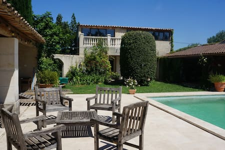 Les Saules en Provence... Luberon - Cavaillon - Flat