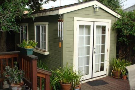 Private backyard cottage  - Oakland - Casa