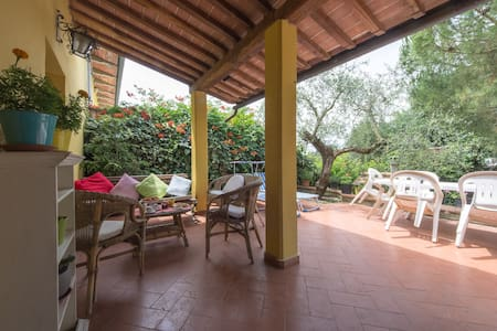 Beautiful 2 rooms in tuscan hills - Villa