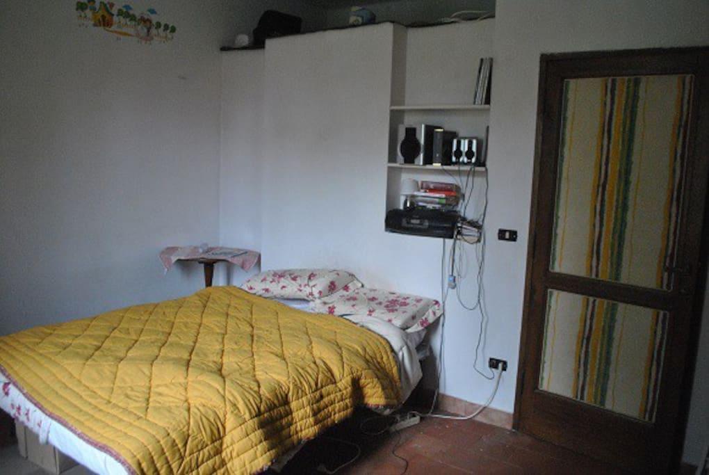 Apartments in farm house
