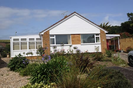 Light and Airy Spacious Bungalow