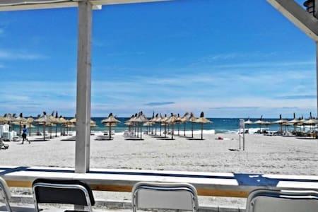 Pura Vida-the only beach Hostel! - Slaapzaal