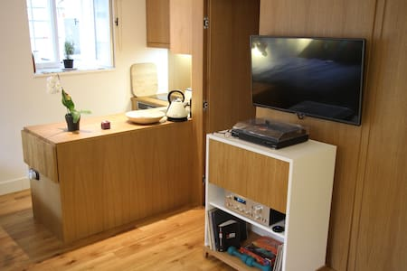 New, well equipped and cozy home - Wohnung