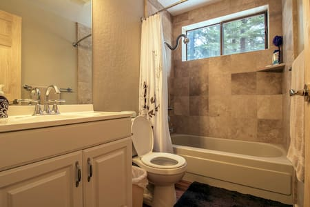 Private Studio in Tahoe Paradise - South Lake Tahoe - House