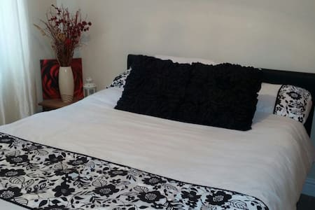 Comfy and spacious double bedroom - Talo