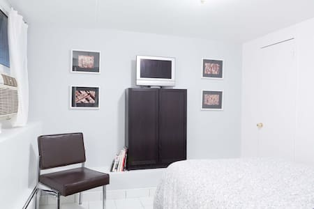 Lovely Room, EXCELLENT AREA for Access to all NYC - Nueva York - Apartamento
