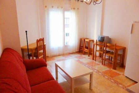 Acojedor apartamento en Garrucha - Garrucha