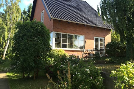 Cosy villa near sea, nature & Cph.