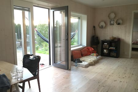 Appartment in first Norwegian Eco Village - Appartement