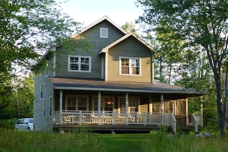 Amazing Fully Loaded Minden/Haliburton Cottage - Kisház