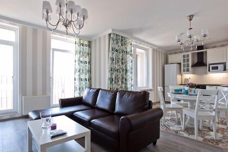 apartment in Scandinavian style - Sankt-Peterburg - Wohnung