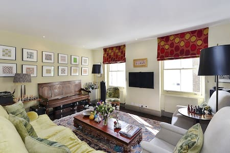 Beautiful 3 Bed Home in Bloomsbury