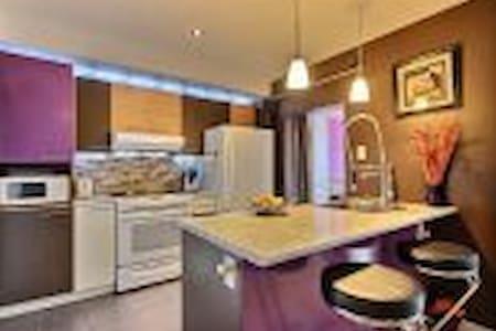 BRAND NEW STUNNING  MODERN CONDO !!!! - Condominium