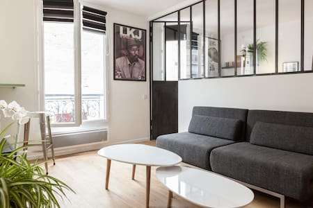lovely renovated appartment 11e - Paris