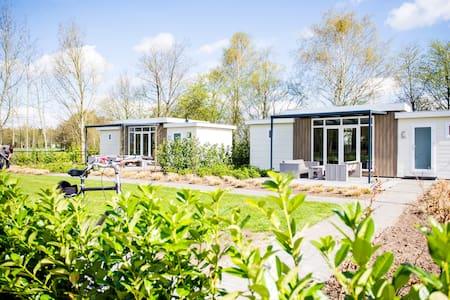 Reacreatiepark Camping Ponderosa in Ulicoten - Faház