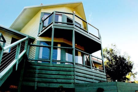 Goughs Bay Lodge Eildon Mnt Buller  - Dom