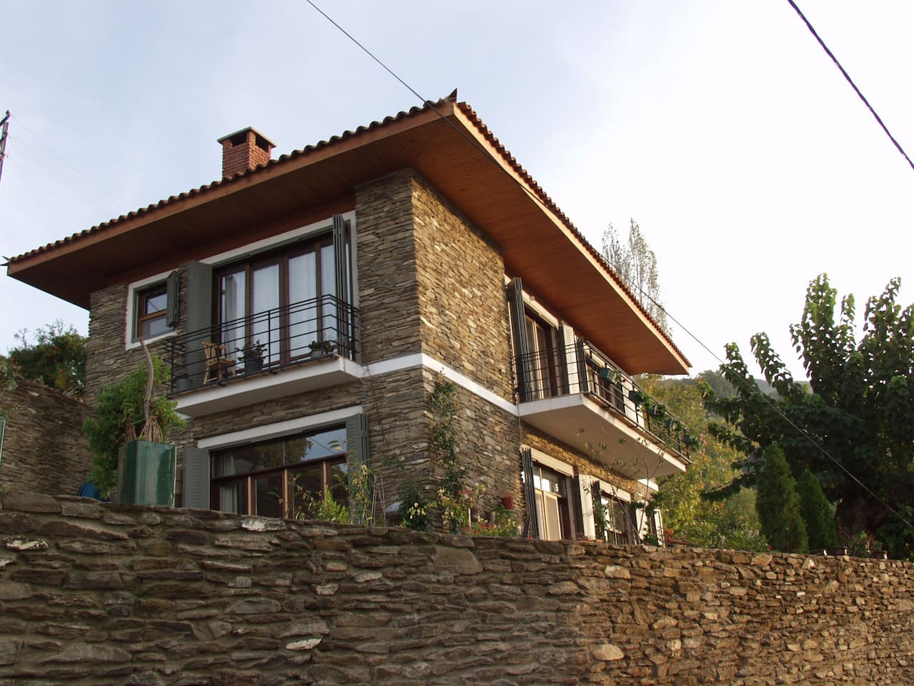 A Cottage House Close to Ephesus