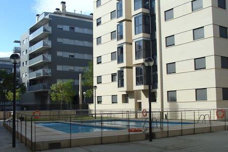 Apartamento en el centro de Huesca - Apartamento
