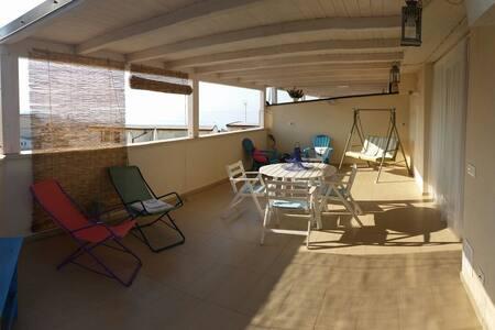 Mansarda vista mare - Apartment