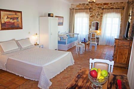 Hotel S.T.George Valsamitis - Wohnung