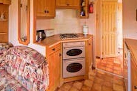 Trixies Holiday Home - Saltcoats - Cabin