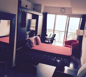 Luxury bachelor Suite Across SQ1