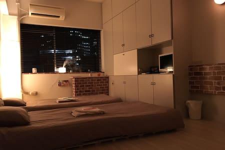 Sleepless in Tokyo. 3min Shinjyuku. - Appartement