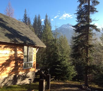 Snowberry Cabin - Golden - Guesthouse