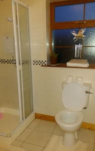 Stunning twin room with en-suite - Rosslare Harbour - House