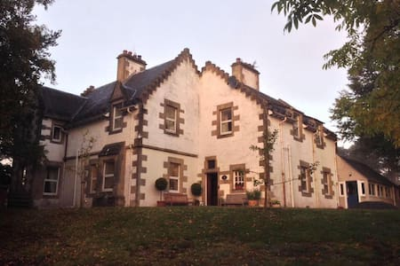 Dower House Newtonmore: Feshie - Bed & Breakfast