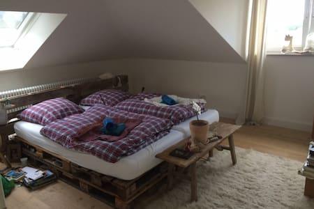 120qm Wohnung in Jugenstil-Altbau-Haus - Apartment