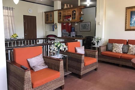 Tourist area-Beautiful 4br house for 12pax or less - Baguio