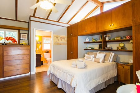 *Cozy & Private Suite by Disneyland & Beaches* - Santa Ana - Maison