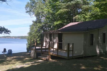 Bobs lake water front cottages - Kingston - Cottage