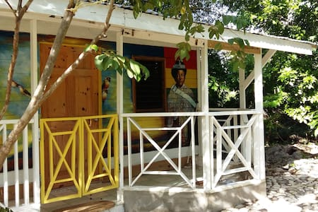 Real Jamaica - The Artist House - Cabin