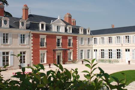 Hôtel*** Restaurant SPA le Domaine des Thômeaux - Appartement