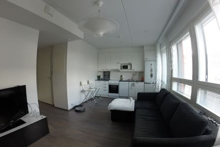 Lovely apartment with best location in Jyväskylä - Jyväskylä - Lejlighed